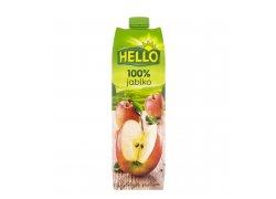 Hello Jablko 100% džus 1 l