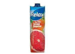 Relax 100% džus Červený grep 1 l