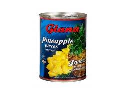 Giana Ananas kousky ve sladkém nálevu 565 g