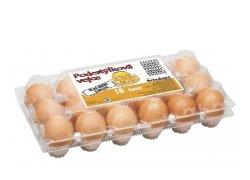 Schubert Podestýlková vejce M 18 ks