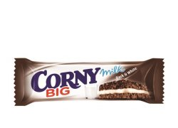 Corny Big Milk Dark & White 40 g