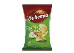 Bohemia Chips s příchutí smetana a cibule…