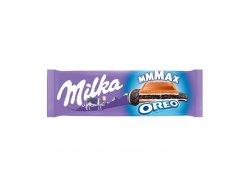 Milka Mmmax Oreo sušenka a mléčná čokoláda…