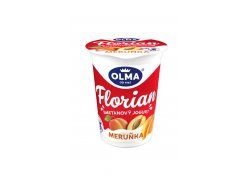 Olma Florian Smetanový jogurt meruňka 150 g