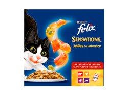 Felix Sensations Jellies - výběr v ochuceném…