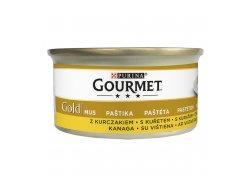 Gourmet Gold paštika s kuřetem 85 g