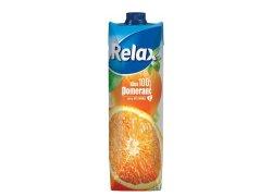 Relax 100% džus Pomeranč 1 l