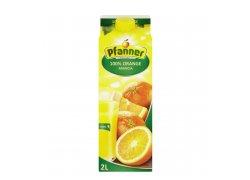 Pfanner 100% Pomerančová šťáva džus 2 l