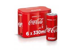 Coca Cola 6x330 ml