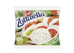 Zott Zottarella Mozzarella s bazalkou 125 g