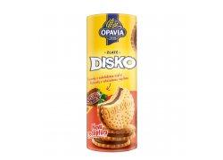 Opavia Zlaté Disko Sušenky čokoládová náplň…
