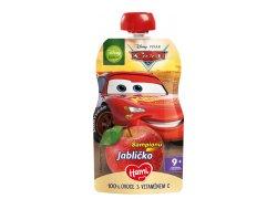 Hami Disney Cars Ovocná kapsička Jablko 110 g
