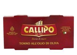 Callipo Tuňák žlutoploutvý v olivovém oleji…