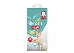 Pampers Pants vel. 4 plenkové kalhotky 104ks