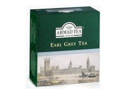 Ahmad Tea Earl Grey černý čaj 100x2 g
