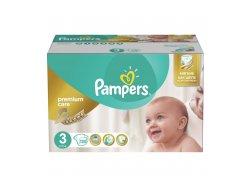 Pampers Premium Care pleny 3 120ks