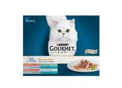 Gourmet Perle Duo multipack rybí duo 12x85 g
