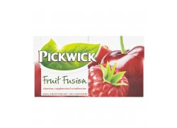 Pickwick Fruit Fusion Cherries, Raspberries …