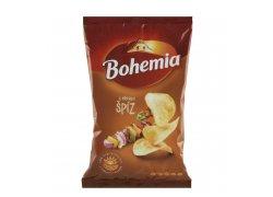Bohemia Chips s příchutí špíz 140g