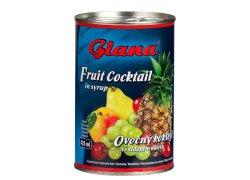 Giana Ovocný koktejl ve sladkém nálevu 410 g