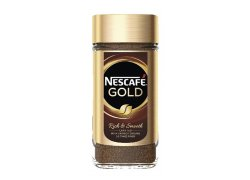 Nescafé Gold Original, instantní káva 200 g