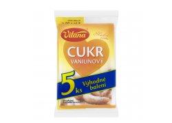 Vitana Vanilinový cukr 5 x 20 g