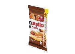 Nutella B-ready Křupavá oplatka plněná…