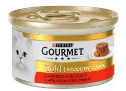 Gourmet Gold Savoury cake s hovězím a…