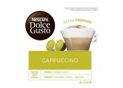 Nescafé Dolce Gusto Cappuccino kávové kapsle…