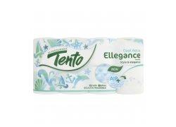 Tento Ellegance Cool aqua toaletní papír 8ks