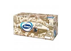 Zewa Softis box Papírové kapesníčky 80ks