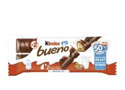 Kinder Bueno Oplatka s čokoládovou polevou a…