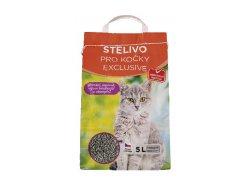 Globus Stelivo pro kočky exclusive 5l