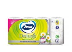 Zewa Deluxe Camomile Comfort toaletní papír 8ks