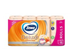 Zewa Deluxe Cashmere Peach toaletní papír…