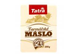 Tatra Farmářské máslo 200 g
