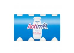 Danone Actimel Probiotický nápoj bílý 8x100 g