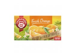 Teekanne Fresh Orange, World of Fruits 45 g