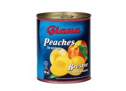 Giana Broskve ve sladkém nálevu 820 g