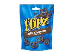 Flipz Milk chocolate preclíky polité family…