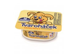 Milko Tvaroháček tvarohový krém s vanilkovou…