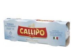 Callipo Tuňák žlutoploutvý ve slaném nálevu…