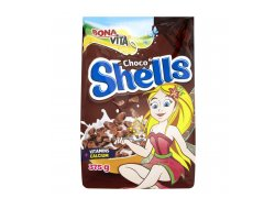 Bona Vita Choco shells obilné mušličky s…