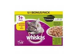 Whiskas Casserole mixovaný výběr v želé…