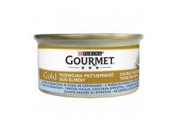 Gourmet Gold s mořskými rybami ve šťávě se…