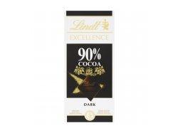 Lindt Excellence Extra jemná hořká čokoláda…