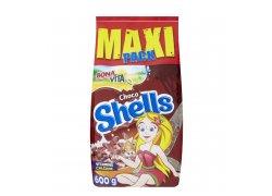 Bona Vita Choco shells obilné mušličky s kakaem 600 g