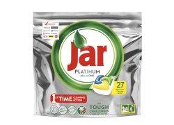 Jar Platinum Lemon Kapsle myčky nádobí 135ks