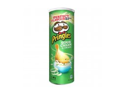 Pringles Kysaná smetana a cibule 165 g