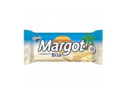 Orion Margot bílá tyčinka s kokosem 90g
